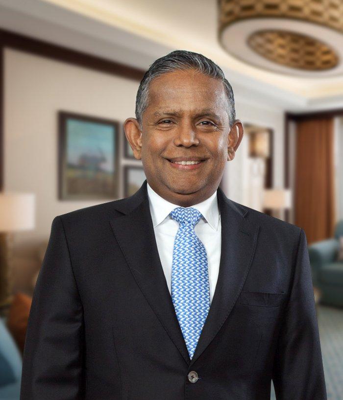 Mr. Emmanuel Jude Dillipraj Rajakarier